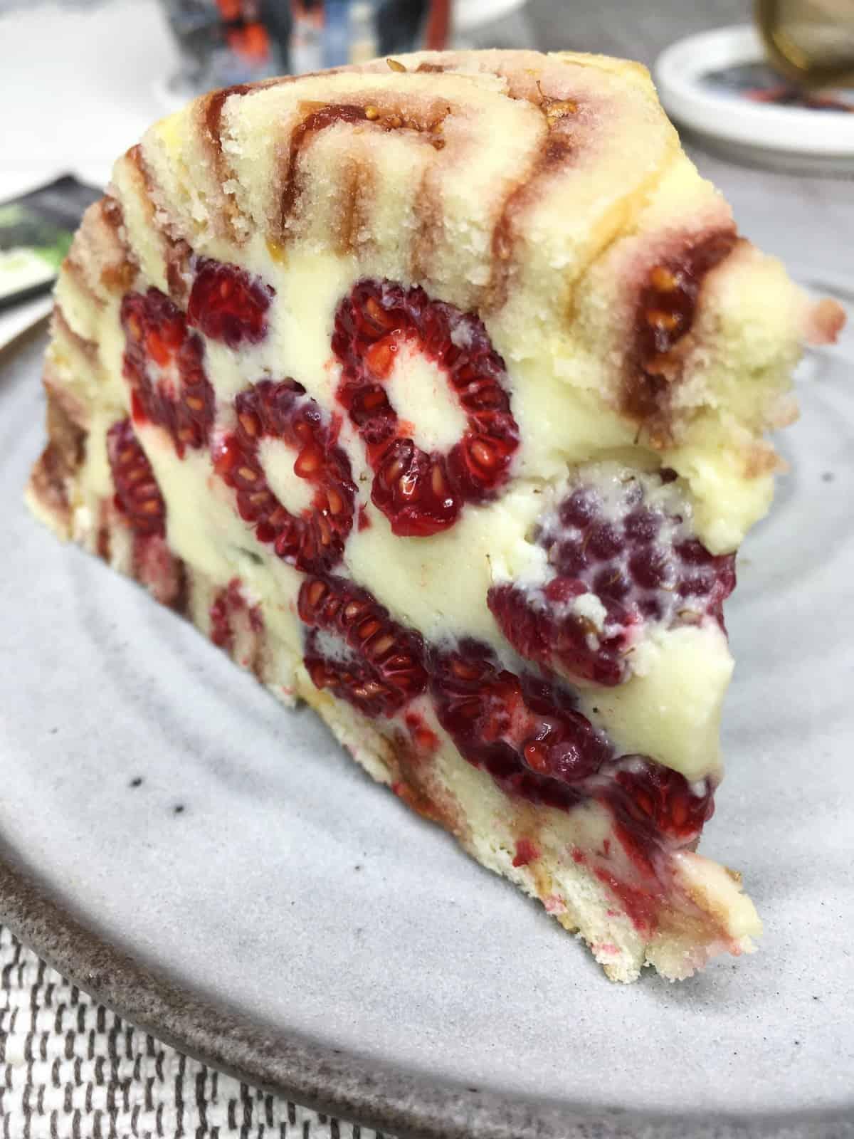 Raspberry Charlotte Royale Cake Baking Like A Chef